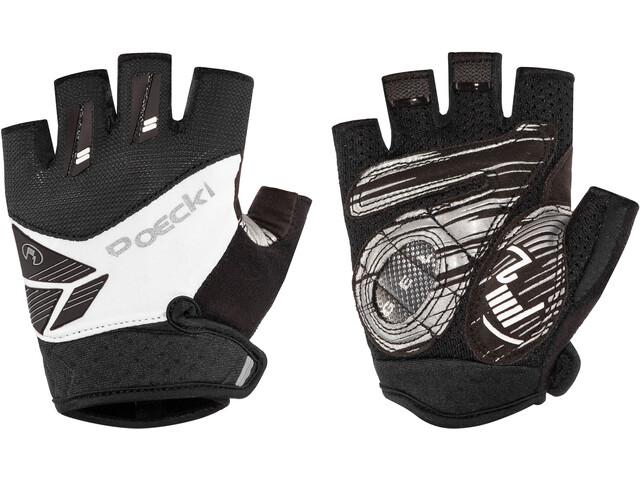 Roeckl Index Handschuhe schwarz/weiß
